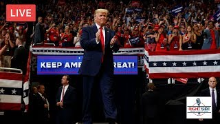 RSBN LIVE: President Donald Trump Holds Rally in Dallas, TX 10/17/19