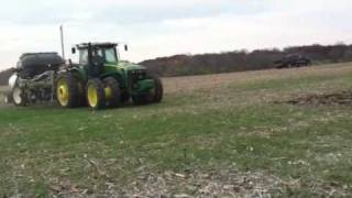 Cover Crops at Todd Mooberry's Farm in Fall 2011: Lowpoint, Ill.