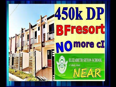 Townhouse For Sale In Las Pinas BF Resort - VERAVILLE Vista Grande