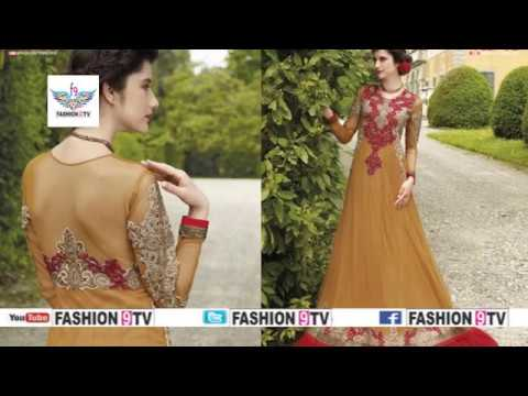 e6891a40e77 latest designer party wear dress for girls with price  fashion9tv  price   2150  -