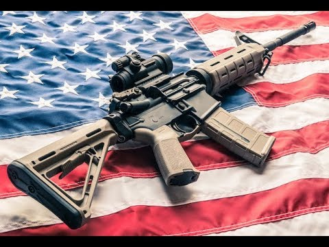 AR-15 + GLOCK 43 DON'T BE SALTY - LOAD, CLEAN AND MAINTAIN