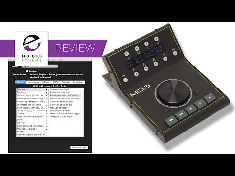JL Cooper MCS5 Review