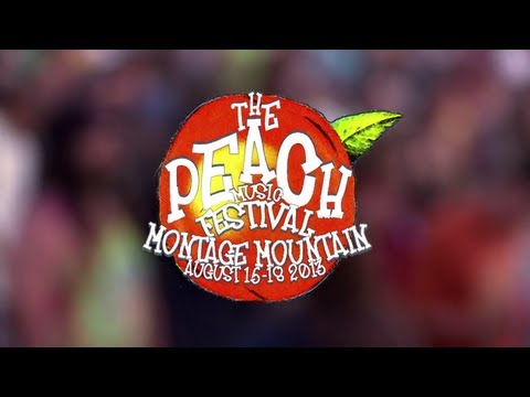 The Peach Music Festival 2013 - Recap