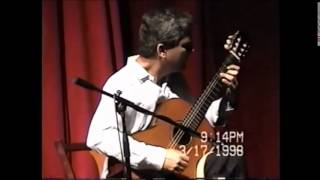 Aldo Rodríguez Delgado. Vals Op. 8  #4 (Mangoré)