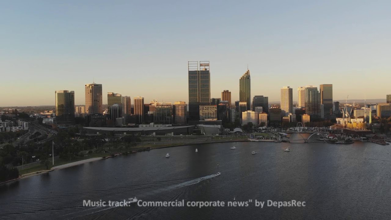 Commercial corporate news / Background music / Royalty-free music - by DepasRec
