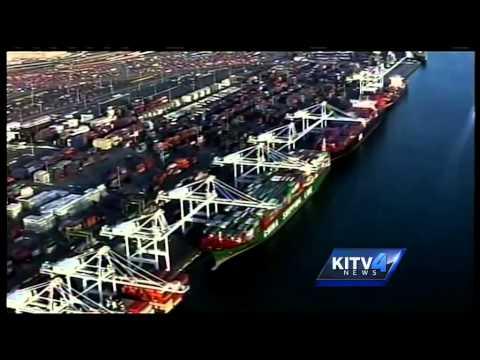 Port shutdown could impact Hawaii