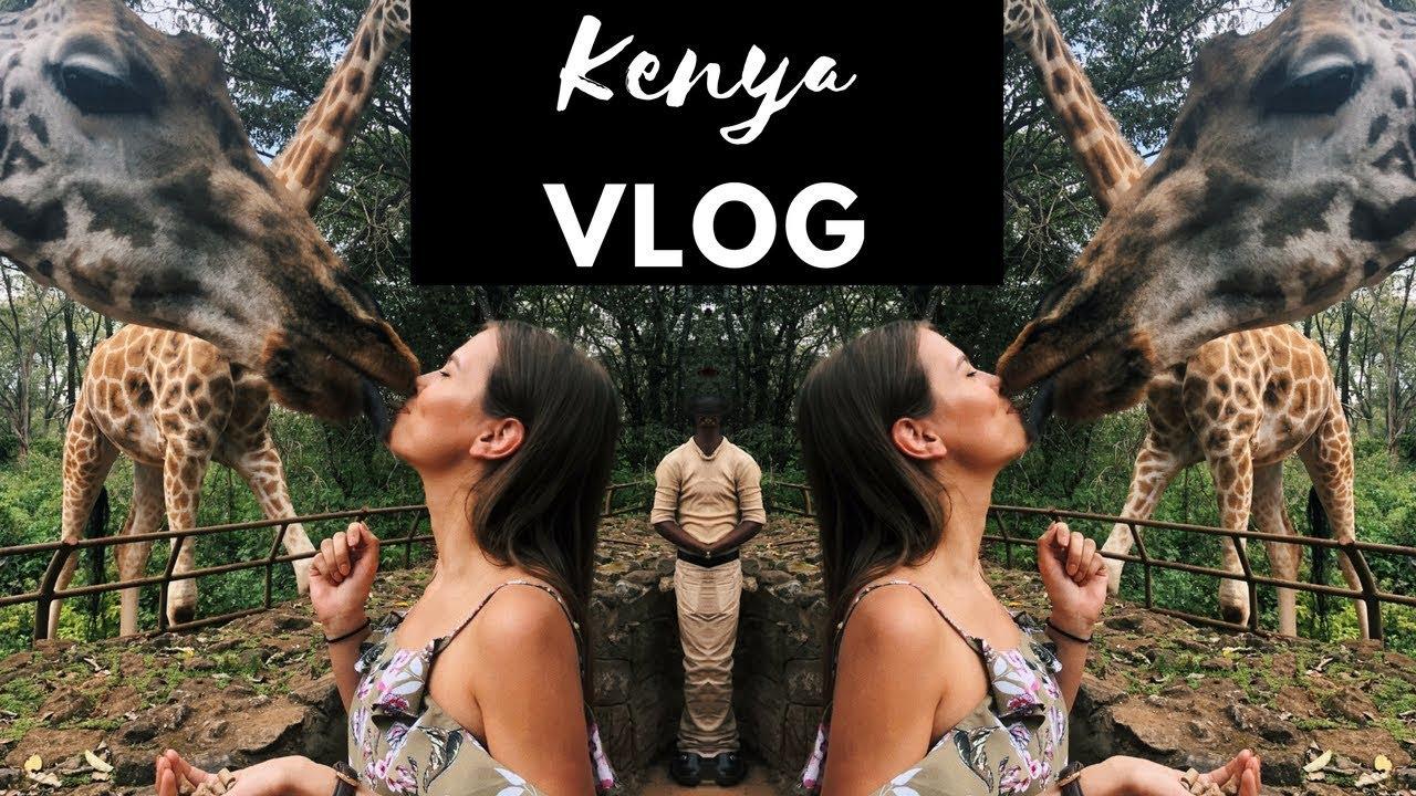 LAYOVER LIFE: VISITING KENYA AND FRANKFURT | Emirates Cabin Crew