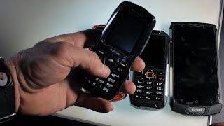 Обзор снаряжения - телефоны для приключений и путешествий