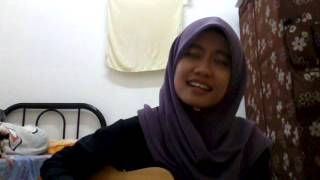 Selamat Ulang Tahun Cinta ( Tasha Manshahar ) cover by SYAZZA