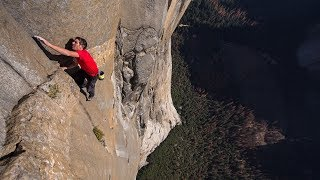 ADVENTURE  Inside the Making of 'Free Solo', the Most Thrilling Climbing Movie Ever Made