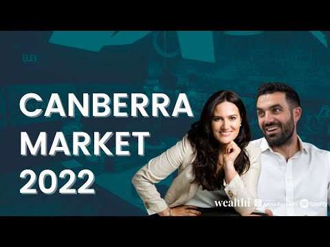 Best Suburbs to Invest in Canberra | Australian Market Outlook 2022 (Wealthi Podcast)