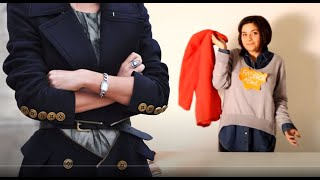 Fashion attack: How to make a 2 pieces zipper jacket DIY Thumbnail