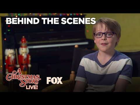 Finding Ralphie | A CHRISTMAS STORY LIVE!