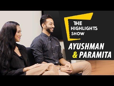 Chapali Height 2 Debut Actor Ayushman & Actress Paramita at The Highlights Show | Episode 8