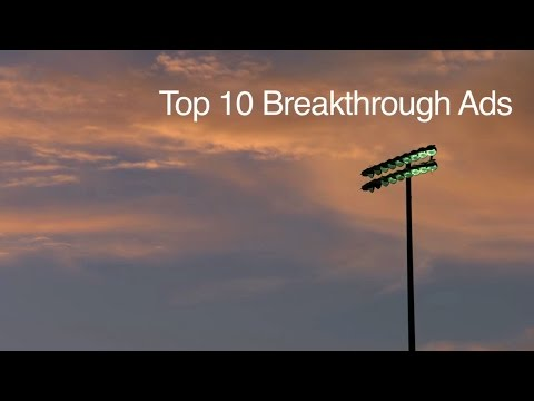 "Promo Video:  ""Top Breakthrough Ads"" Ace Metrix Q3 2016"