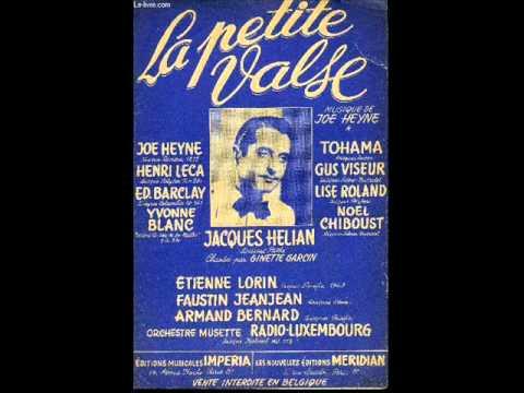 Joe Heyne - La petite valse