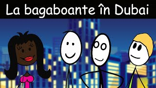 La Bagaboante În Dubai (Dorel Și Africancele)