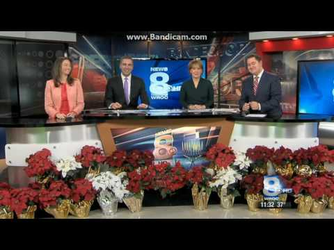 WROC: News 8 At 11pm Close--2016