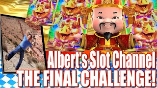 $200 CHALLENGE - SLOT-OBERFEST FINAL! 🥊 PROSPERITY PIG GOLD STACKS Slot Machine