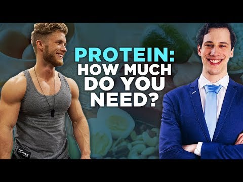How Many Grams of Protein Do You Need Per Day & Per Meal? ft. Jorn Trommelen