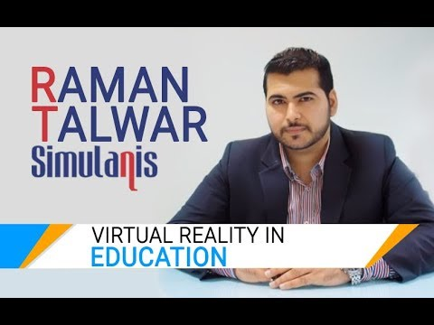 Virtual reality can radically change education: Simulanis CEO Talwar
