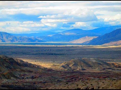 Borrego Springs / Anza Borrego Desert State Park - Dec 2014