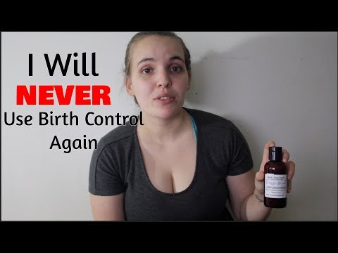WHY I DON'T USE BIRTH CONTROL | WHAT I DO INSTEAD