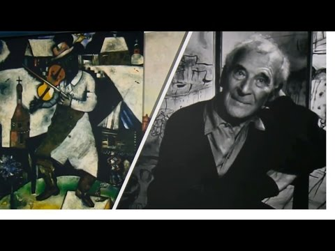 Om Marc Chagall og Chagall-muséet i Vitebsk