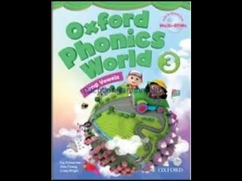 Oxford Phonics  World 3 CD 2 or part 2