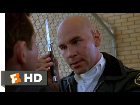 Three O'Clock High (4/10) Movie CLIP - There Is No Escape (1987) HD