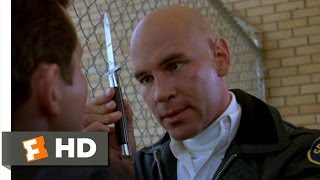 Three O'Clock High (4/10) Movie CLIP - There Is No Escape (1987) HD