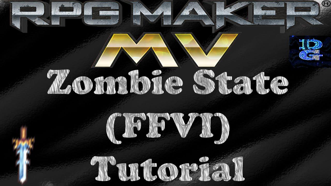Steam Community :: Video :: RPG Maker MV Zombie State FF6 Tutorial