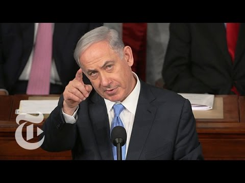 Benjamin Netanyahu Speech to Congress 2015 [FULL] | Today on 3/3/15 | New York Times video