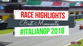 MotoGP Mugello 2018 | Best Action Moments #ItalianGP
