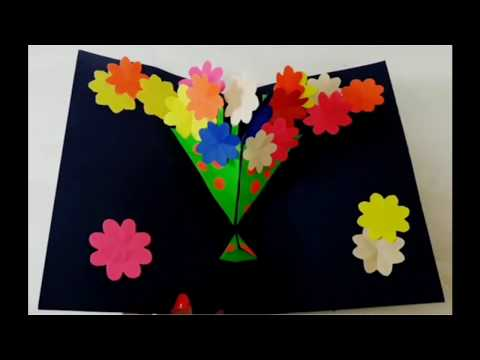 DIY Paper Flower | Easy craft for kids