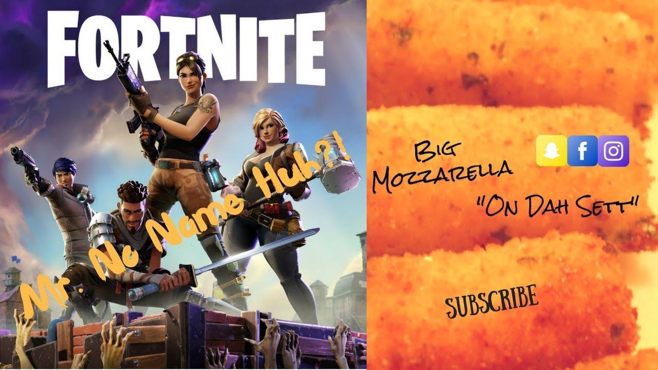 Fortnite Battle Royale - Mozzy Vs  Mr  No Name Funny Moments