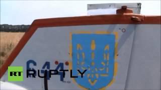 Украинские военные применили советский беспилотник против ополченцев