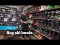 HOW TO BUY SKI BOOTS