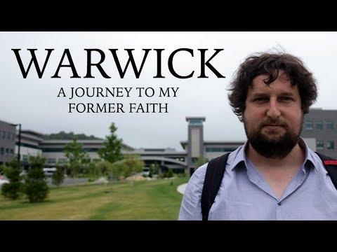 Warwick: A Journey to My Former Faith