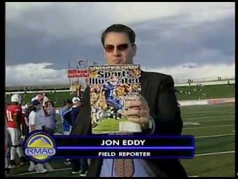 Jon Eddy - Football Sideline reporting Demo Reel
