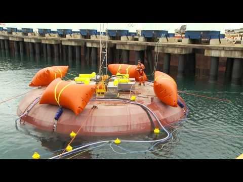 Perth Wave Energy Project Video Update
