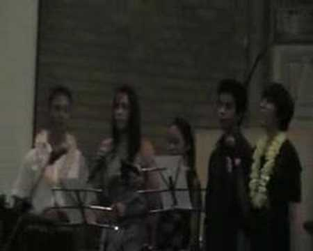 Katinas One more Time- The Paletu'a family singing