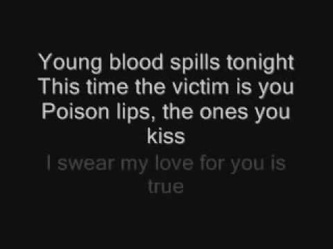 Eyes set to kill - Young Blood Spills Tonight