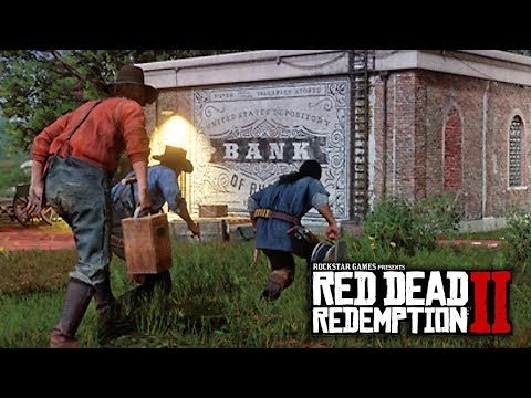 Red Dead Redemption 2 Gameplay Was Shown Privately At E3 2018