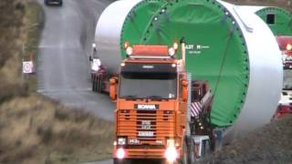 PROBABLY THE BEST SCANIA VIDEO IN THE WORLD  143(500) Scania 164 (580)