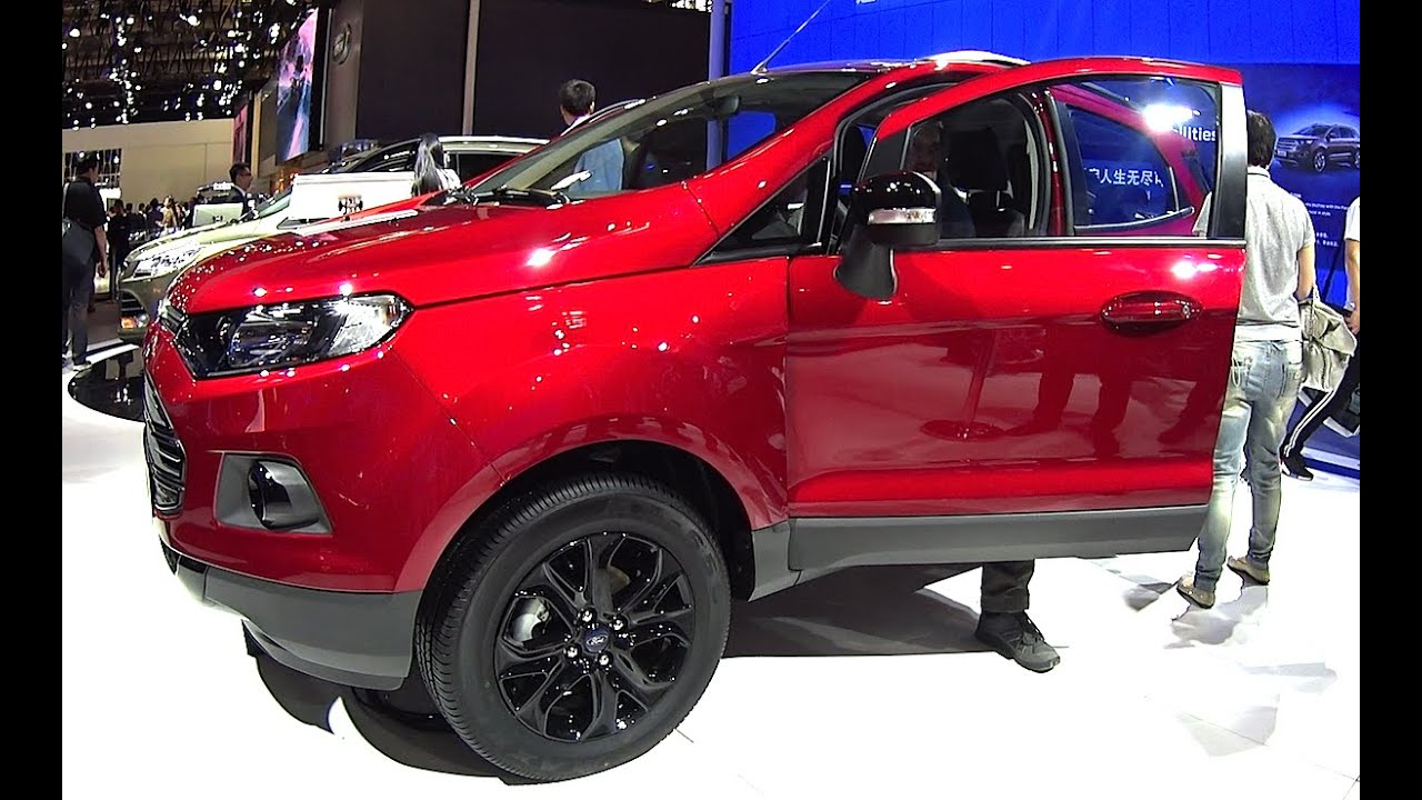 china made 2016 2017 ford ecosport is ready for the chinese auto market new ford ecosport. Black Bedroom Furniture Sets. Home Design Ideas