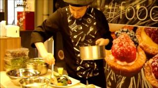 Урок 2:Тёплый салат с морепродуктами от Шеф повара Фила