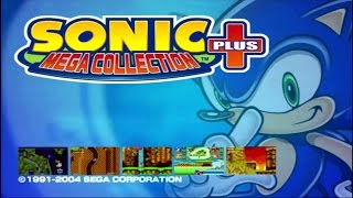 Sonic Mega Collection Plus PS2 !!!!