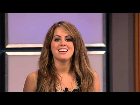 Angie Miller on Jay Leno