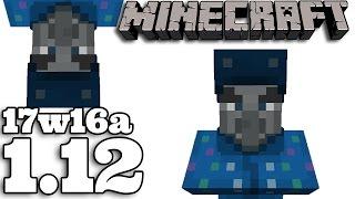 Minecraft 1.12 | 17w16a : ILUZJONISTA